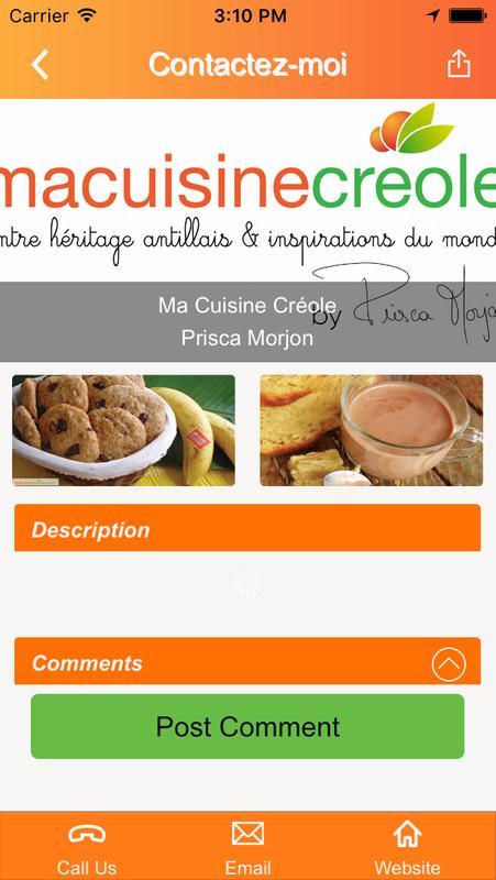 Ma Cuisine Créole | Ma Cuisine Creole For Android Apk Download