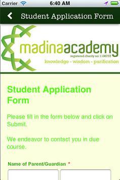 Madina Academy apk screenshot