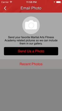 Martial Arts Fitness Academy screenshot 2