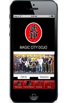 Magic City Dojo poster