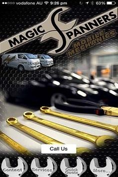 Magic Spanners poster