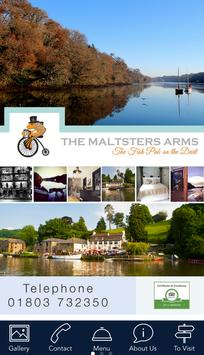 The Maltsters Arms poster