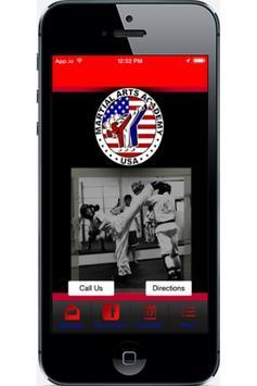 Martial Arts Academy USA poster