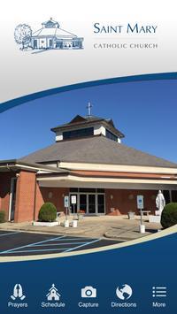 St. Mary Catholic - Goldsboro poster