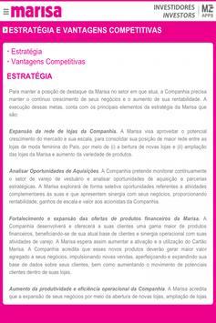 Marisa Lojas - IR apk screenshot
