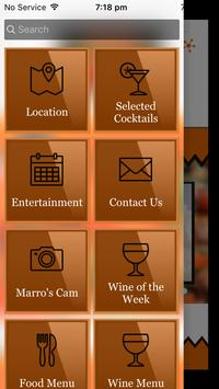Marro's apk screenshot