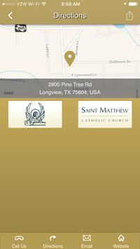 St. Matthew - Longview, TX apk screenshot