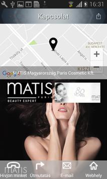 MATIS screenshot 1