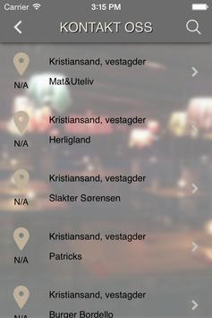 Mat&Uteliv apk screenshot