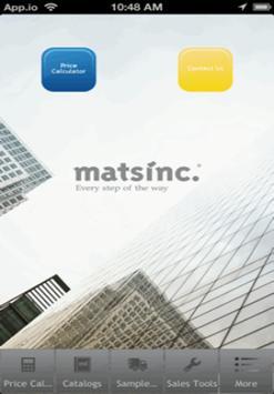 Mats Inc. Jan San Calculator poster