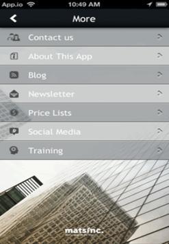 Mats Inc. Jan San Calculator apk screenshot