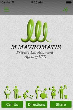 Mavromatis Services poster