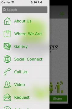 Mavromatis Services apk screenshot