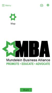 Mundelein Business Alliance poster