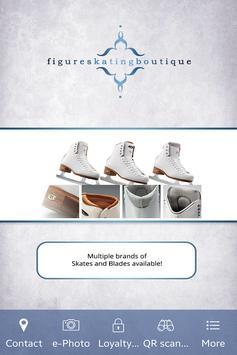 Figure Skating Boutique poster