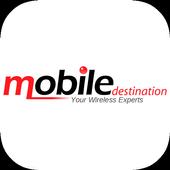 Mobile Destination icon