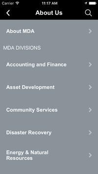 MDA Workforce apk screenshot
