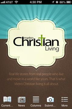 Mississippi Christian Living poster