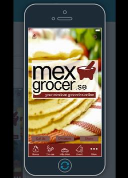 Mexgrocer poster