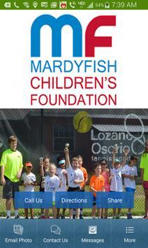 Mardy Fish Children Foundation poster