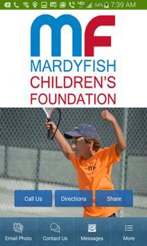 Mardy Fish Children Foundation screenshot 2