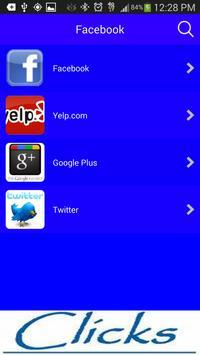 Clicks Billiards El Paso apk screenshot