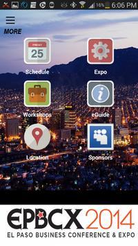 EPBCX 2014 Expo screenshot 2