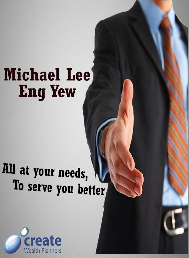 Michael Lee Senior Director poster