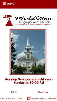 Middleton Church poster
