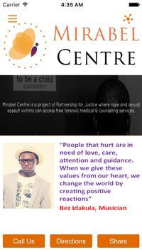 Mirabel Center poster