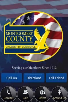 Montgomery County Chamber poster