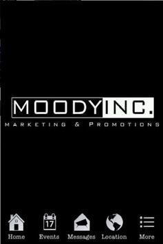 Moody inc poster