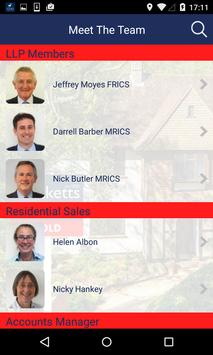 Bracketts Estate Agents apk screenshot