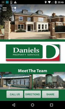 Daniels Property Services poster