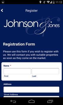 Johnson & Jones Limited screenshot 6