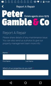 Peter Gamble & Co screenshot 3