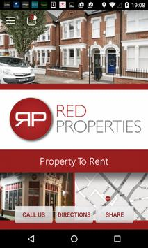 Red Properties poster