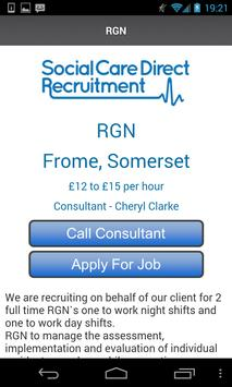 Social Care Direct Recruitment screenshot 4