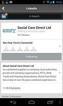 Social Care Direct Recruitment screenshot 6