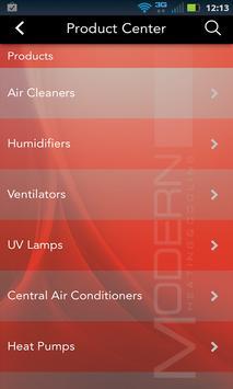 Modern Heating & Cooling apk screenshot