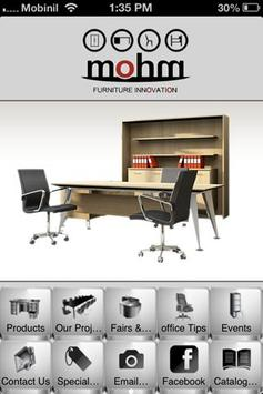 Mohm Furniture Innovation poster