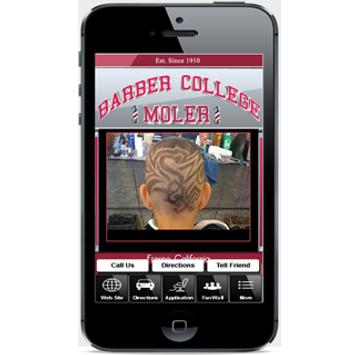 Moler Barber College 截圖 3