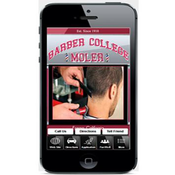 Moler Barber College 海報