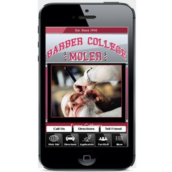 Moler Barber College 截圖 1