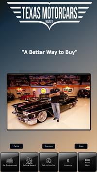 Texas Motorcars apk screenshot