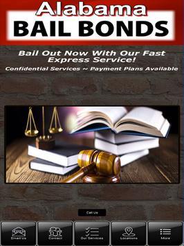 Alabama Bail Bonds apk screenshot