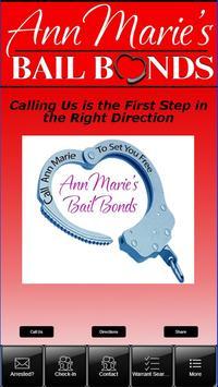 Ann Marie's Bail Bonds poster