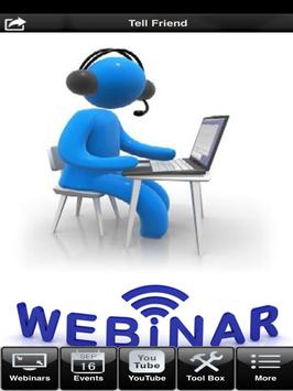 Marketing Webinars screenshot 1