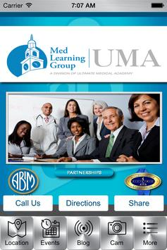 Med Learning Group poster