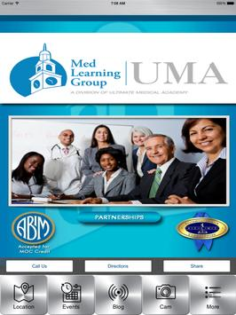 Med Learning Group apk screenshot